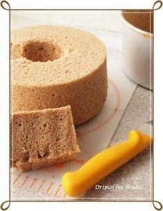 Pumpkin Spice Chiffon cake
