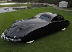 A 1938 Phantom Corsair Classic car Download AZukx Ambient and Trance Music free at http://www.gesarofling.co.uk
