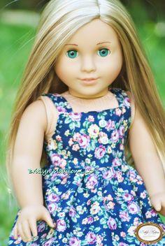 Custom Marie Grace American Girl Doll- Available on July 2015 Doll Wigs, Doll Hair, Custom American Girl Dolls, Ag Dolls, Girl Doll Clothes, Fashion Dolls, Flower Girl Dresses, Wedding Dresses, Photography