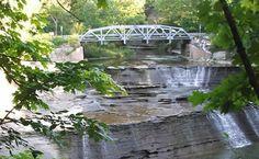 Paine Falls Park • Leroy Township, Ohio