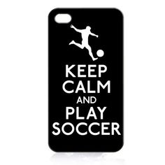 Keep Calm and Play Soccer (Soccer Player) Hard Case Cover for Iphone 5c + Free Wristband Accessory yourbestchoice,http://www.amazon.com/dp/B00G1KZWBK/ref=cm_sw_r_pi_dp_.05Usb1K03N29K0Z
