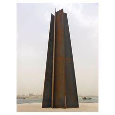 Seven by Richard Serra by avant.arte