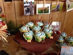 Gone Huntin', Gone Fishin', Gone Farmin' Farewell Party Party Ideas | Photo 7 of 34 | Catch My Party