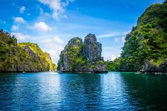 First hand account of the two BEST El Nido Tours and why! Real advice from real travellers. Palawan, Philippines, Manila, Waterfall, Tours, River, Island, Outdoor, Block Island