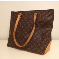 Tip: Louis Vuitton Tote (Brown)