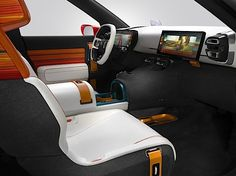Citroën is presenting the Concept Car Aircross its first SUV   wild crumbs