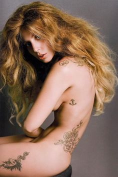 Lady Gaga tattoos | best from pinterest