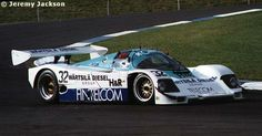 RSC Photo Gallery - World Sports Prototype Championship Donington 1990 - Porsche 962 no.32 - Racing Sports Cars