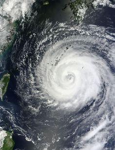 Can't forget all those super typhoons...Kadena Air Base Okinawa Japan | Muifa near Kadena Air Force Base, Japan on August 4 2011. Image Credit ...