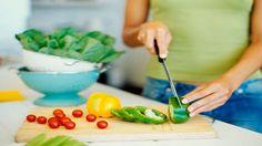 Menú variado, saludable y bajas calorías!