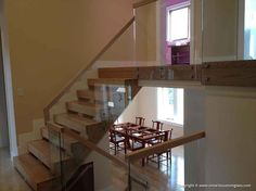 glass balusters for railings | Glass Railing Photo Gallery