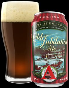 mybeerbuzz.com - Bringing Good Beers & Good People Together...: Avery Old Jubilation Ale Returns In Cans 10/12