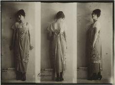 Models for Maison Paquin, 1917