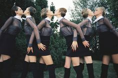 Michal Pudelka ~ Editorials ~ Army of Me editorial