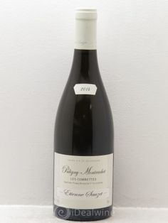 Puligny-Montrachet 1er Cru Les Combettes Etienne Sauzet 2014 - Lot de 1 Bouteille
