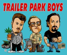 Trailer Park Boys - Nathan Milliner