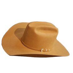 Maverick Competitor Tan Felt Hat at The Maverick Western Wear