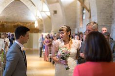 First Look, Mr&Mrs West, The Tithe Barn Hampshire UK