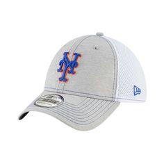 Men s New Era Gray New York Mets Classic Shade Neo 39THIRTY Flex Hat 9275e4c5815