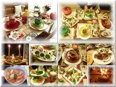 【ル・クルーゼ公式Facebookから】今年の我が家のX'masディナーでも ル・クルーゼのお鍋や食器が大活躍でした^^  お陰様で 笑顔いっぱいの楽しいX'masイブになりました☆