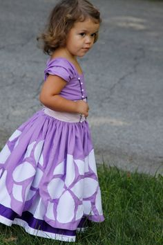 Sofia the First Replica Costume