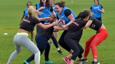 Discover women's rugby!   Womens Fitness
