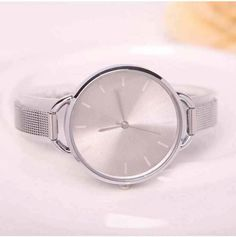 LADIES TRENDY WRIST WATCH, STAINLESS STEEL!for your Orders and call +44 7530 639069 or email just4youonline.com