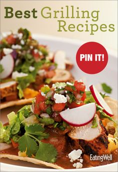Best Grilling Recipes FREE Cookbook. Recipes for Turkey Burgers, Flank Steak, Pizza, Peach Sundaes and More.