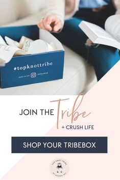 Join The Tribe and Crush Life - Shop Your Tribebox - Best Subscription Box for Women. A QUARTERLY BOX OF GOODNESS THAT DOES GOOD, TOO. BY POPULAR DEMAND WE BUILT A SUBSCRIPTION BOX CREATED FOR WOMEN BY WOMEN filled with products from female-run businesses, to inspire and enhance the lives of ambitious, inspirational, lovely ladies—like YOU. #bestsubscriptionboxes #bestsubscriptionbox #subscriptionbox #subscriptionboxes #bywomenforwomen #femalebusinessowners #subscriptionboxesforwomen Opening A Boutique, Best Subscription Boxes, Starting Your Own Business, Marketing, Deodorant, Lip Balm, Crushes, Join, Boutique Ideas