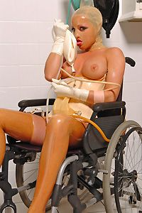 The Rubber Clinic - The Most Depraved Rubber Medical Mayhem On The Web