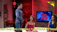 Watch the video «Toc Show (24-11-2015) - El panel de Toc Show revela su ropa interior» uploaded by Levan J on Dailymotion.