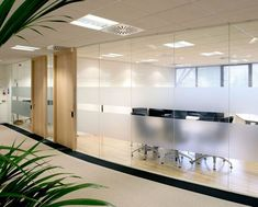 Floor to Ceiling Glass Walls for interior environments | Avanti Systems USA |
