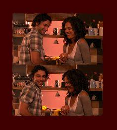 Mitchell and Annie