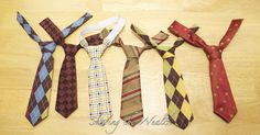 Little boys ties