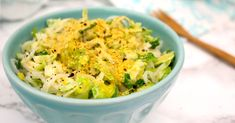Low Carb Vegan Creamy Brussels Sprouts Spaghetti Vegan Keto Recipes, Veggie Recipes Healthy, Vegan Keto Diet, Ketogenic Recipes, Ketogenic Diet, Yummy Recipes, Free Recipes, Paleo, Lower Carb Meals