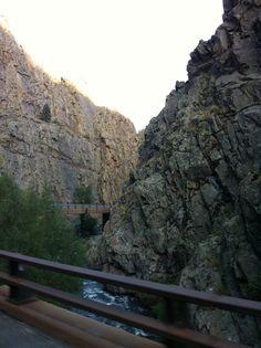 A Colorado pass