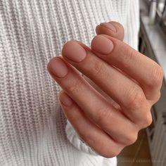 Nail Ring, Nail Manicure, Nail Polish, Garra, Cute Nails, Pretty Nails, Red Matte Nails, Fingernails Painted, Neutral Nails