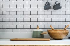 Removing a wide expanse of tile from the backsplash is a fairly simple DIY project. Work slowly to prevent having to repair the drywall after removing the tile. Remove Tile Backsplash, Peel And Stick Countertop, Cabinets To Go, Kitchen Cabinets And Countertops, Peel And Stick Vinyl, Stick On Tiles, Vinyl Tiles, Color Splash, Easy Diy