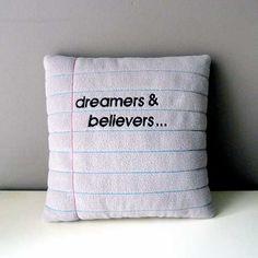 Dreamers & Believers, by littleoddforest