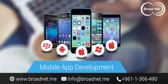 Mobile app development is a service we at BroadNet Technologies excel in…