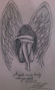 draw - zeichnen - to draw draw- draw - zeichnen - to draw draw Broken Angel Drawing Pic Gallery Broken Angel Drawing Pic Drawings Art Sketch (notitle) Easy Pencil Drawings, Pencil Sketch Drawing, Sad Drawings, Girl Drawing Sketches, Dark Art Drawings, Tattoo Sketches, Drawing Ideas, Drawing Drawing, Good Sketches