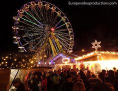 Mercadillo navideño de la Ciudad de Luxemburgo