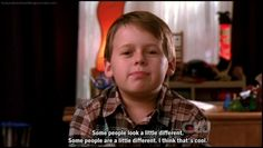 my child could be like james lucas scott and i'd be totally and completely okay with that.