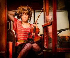 Lindsey Stirling, 'Transcendence Orchestral Version' | Music News | Rolling Stone