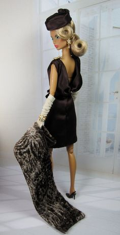 A Chanel Barbie! Must....Find....