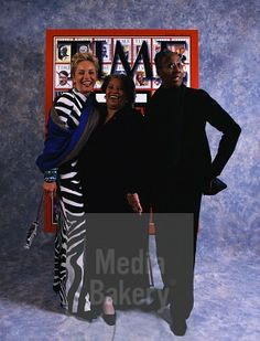 This is a Media Bakery licensable image titled 'Sharon Stone, Toni Morrison, and Judith Jamison with Time Magazine Cover' by artist Robert Maass for editorial and commercial use only. No use with out payment. Search our large selection of royalty free and rights managed stock photos.