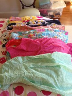 Lilly Pulitzer shorts- it's this time where I wish I could fit double 00
