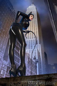 Catwoman Cosplay Batman