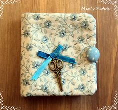 Gadget, Needle Book, Sewing Tools, Pin Cushions, Mini Albums, Patches, Shabby Chic, Scrap, Clock