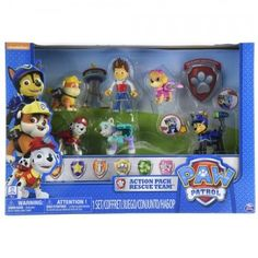 The Paw Patrol Pup Pack Toy Is So Cool Paw Patrol Pups